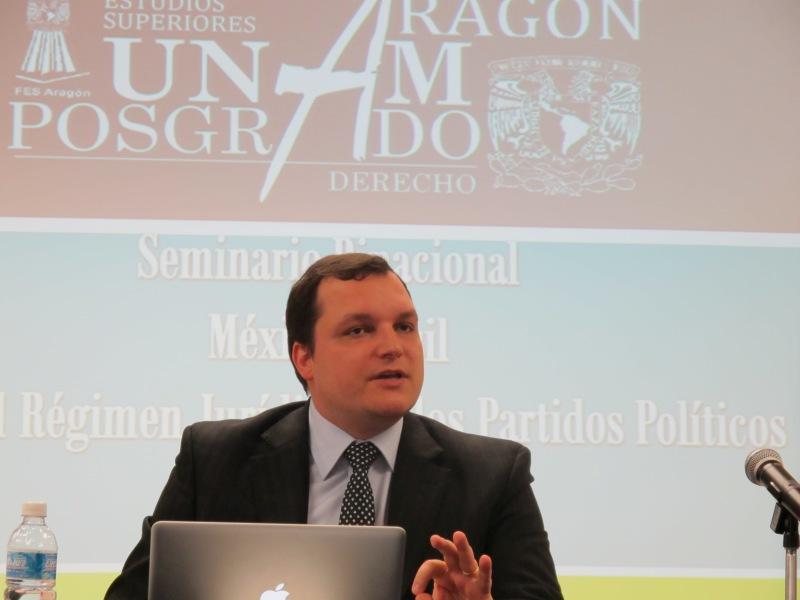 """Tarso Cabral Violin: """"os contratos de gestão com as Organizações Sociais muitas vezes ferem os ditames constitucionais""""."""