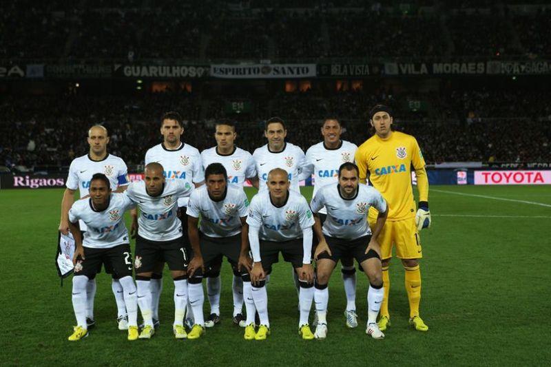 Corinthians, Bicampeão mundial de Clubes, no Japão 2012, segundo a Fifa