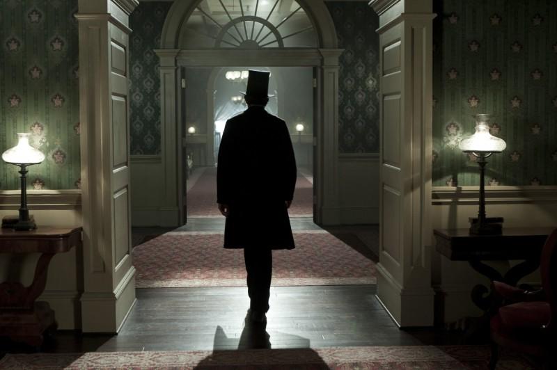 Cena do meu filme favorito para vender o oscar, Lincoln