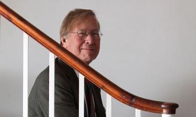 Ronald Dworkin em 2011. Foto de Graham Turner