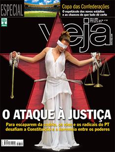 Alguém ainda confia na revista Veja?