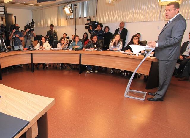 Claudio Castro, coordenador da Comissão de Auditoria: Rede Integrada de Transporte da Região Metropolitana foi avaliada quanto à planilha utilizada, o custo por quilômetro, o método empregado na definição de valores, reajustes e subsídios, além da administração dos recursos financeiros