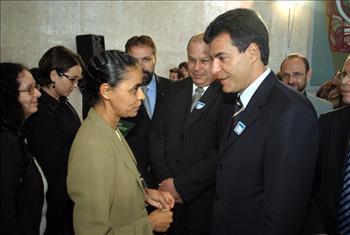 Marina Silva Beto Richa