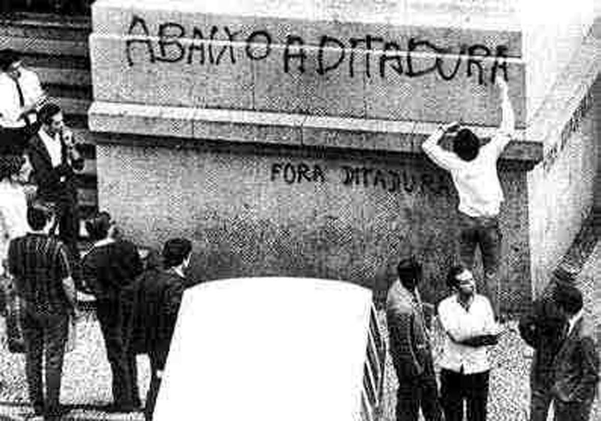 Resultado de imagem para ditadura militar brasil