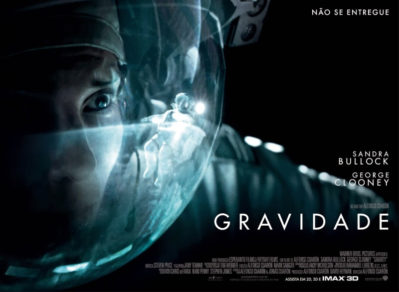 gravidade poster