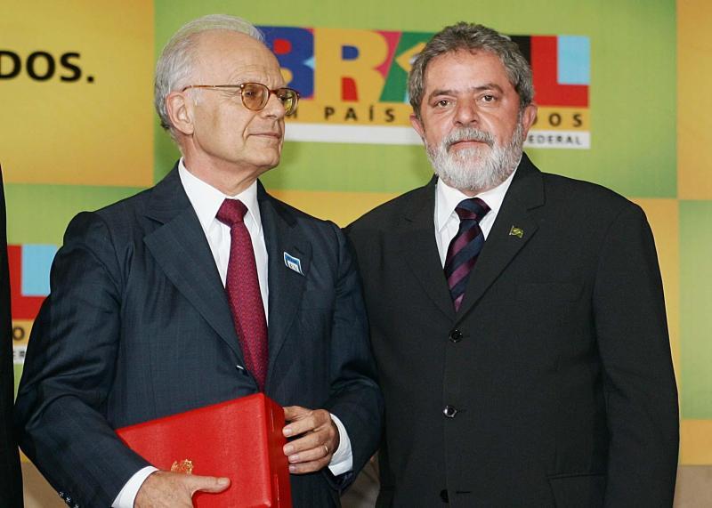 Fábio Konder Comparato e Lula