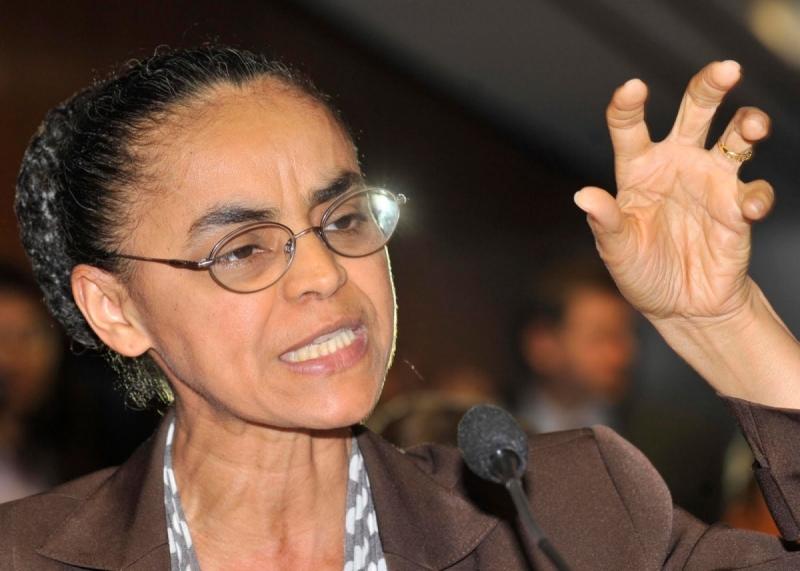 Marina Silva (PSB, ex-PT, ex-PV, futura Rede Sustentabilidade) também com discurso de ódio ao PT nos últimos dias