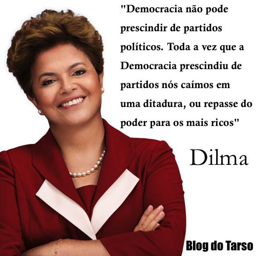 dilmademocracia