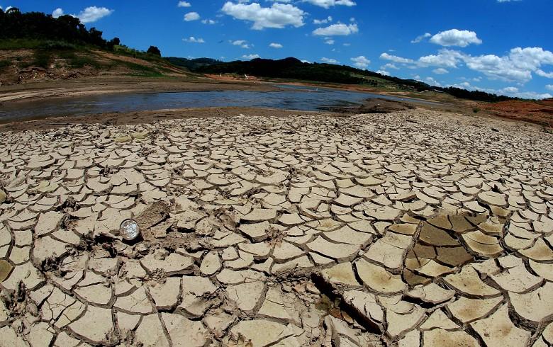 Alckmin é o candidato da seca e da falta de água