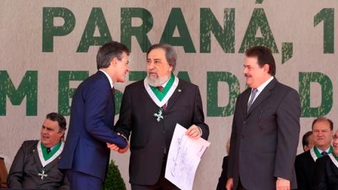 beto-richa-fabio-campana-ordem-estadual-do-pinheiro-palacio-iguaçu-politica