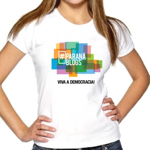 CamisetaParanaBlogs