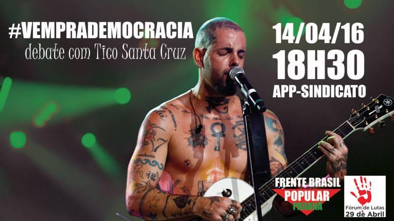 Tico Santa Cruz Curitiba