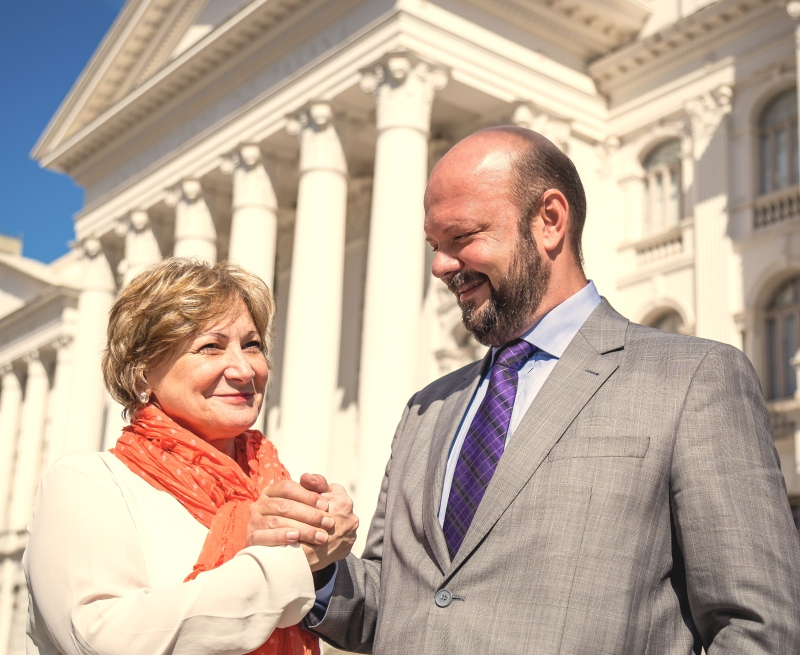 Ricardo Marcelo Fonseca e Graciela Bolzon_CreditoMarcosSolivan