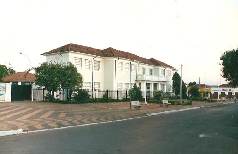 Escola Ganot Chateaubriand, em Tanabi